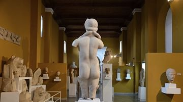 Hall of the Sculptures, Cyprus Museum