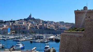 On the Path of Early Christianity in Marseille
