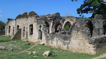 Great House, Kilwa