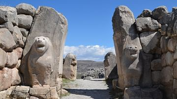Five Key Historical Sites of the Hittites