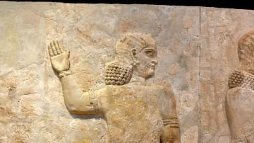 Assyrian Master of Ceremonies