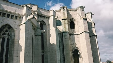 The Church of Santa Maria do Carmo
