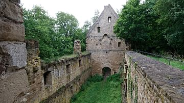 Ruins of Disibodenberg Monastery