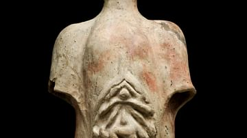Roman Votive Male Torso, from Isola Farnese