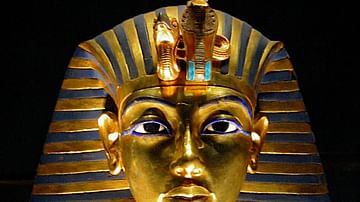 Death Mask of Tutankhamun
