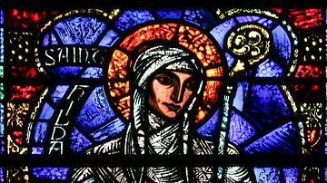Hilda of Whitby, Grace Cathedral