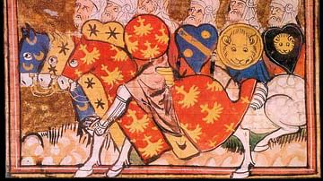 Saladin's Army, from the Histoire d'Outremerby