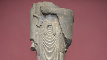 Headless Statue of Darius the Great