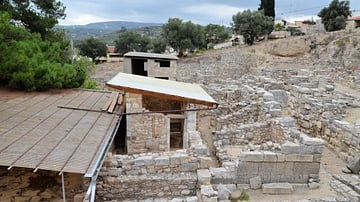 Minoan Royal Villa at Knossos