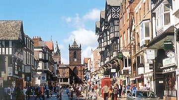 Chester: A Time-Travelling City
