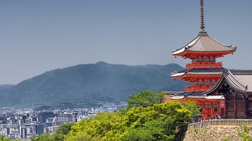 A Gallery of Ancient Japanese Pagodas