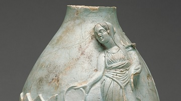 Wine Vase with Berenice II