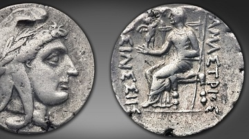 Coin of Amastris