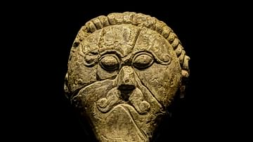 Ancient Celtic Sculpture