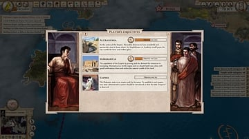 Objectives - Aggressors: Ancient Rome