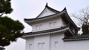 Nijo Castle Keep