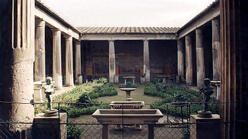 House of the Vettii, Pompeii