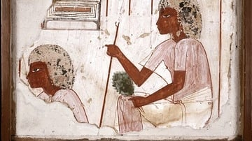 Immortality of Writers in Ancient Egypt