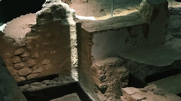 Well at the London Mithraeum