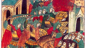 The Mongol Invasion of Europe