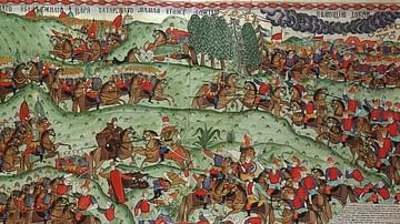 The Golden Horde Defeated at Kulikovo