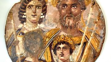 Family of Septimius Severus