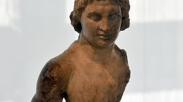 Statuette of Alexander the Great
