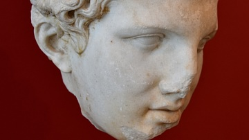 Portrait of a Hellenistic Ruler