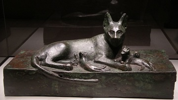 Herodotus on Cats in Egypt