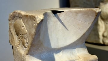Sundial from Athens