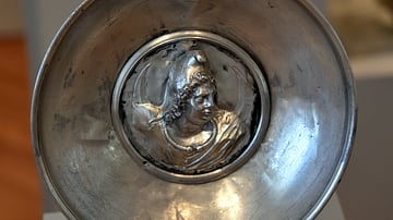 Bowl with a Figure of Attis