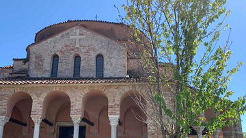 Santa Fosca Church, Torcello