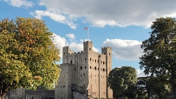 Tower Keep, Rochester Castle