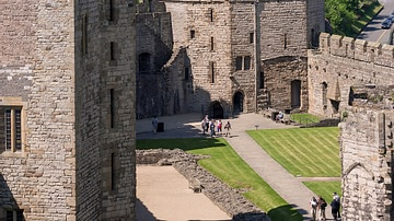The Eagle Tower, Caernarfon Castle