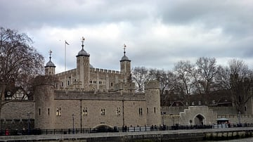 St, Thomas' Tower, Tower of London