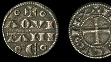 Coin of Henry II of England
