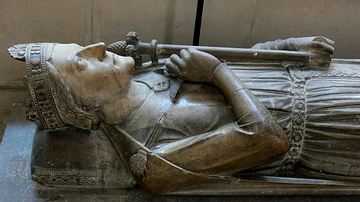 Tomb of Richard I's Heart, Rouen