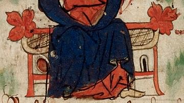 Henry I of England Illustration