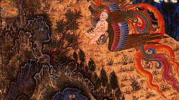Ancient Persian Mythology