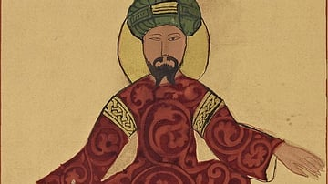 Portrait of Saladin