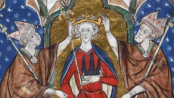 Coronation of Henry III of England