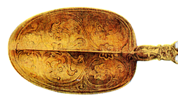 Coronation Spoon, British Crown Jewels