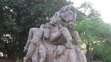 War Stallion, Konarak Sun Temple