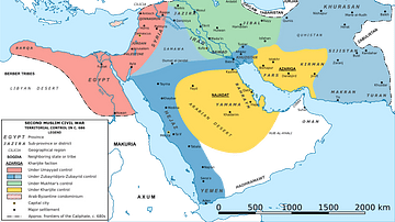 Islamic Calips - Ancient History Encyclopedia on early muslim world map, spanish conquest of mexico map, al-andalus map, arab islamic conquest map, early muslim travel map, early muslim history map,