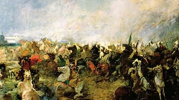 Battle of Guadelete (711 CE)