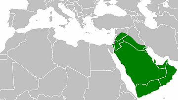 Rashidun Caliphate Under Caliph Abu Bakr