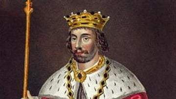 Portrait of Edward II of England