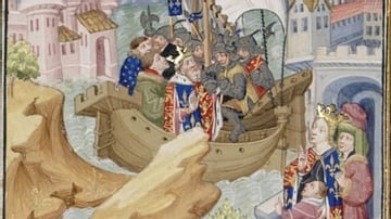 Edward II of England's Capture
