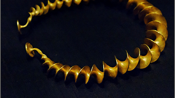 Twisted Torc of the Stirling Hoard