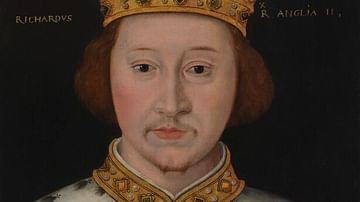 Richard II of England, National Portrait Gallery
